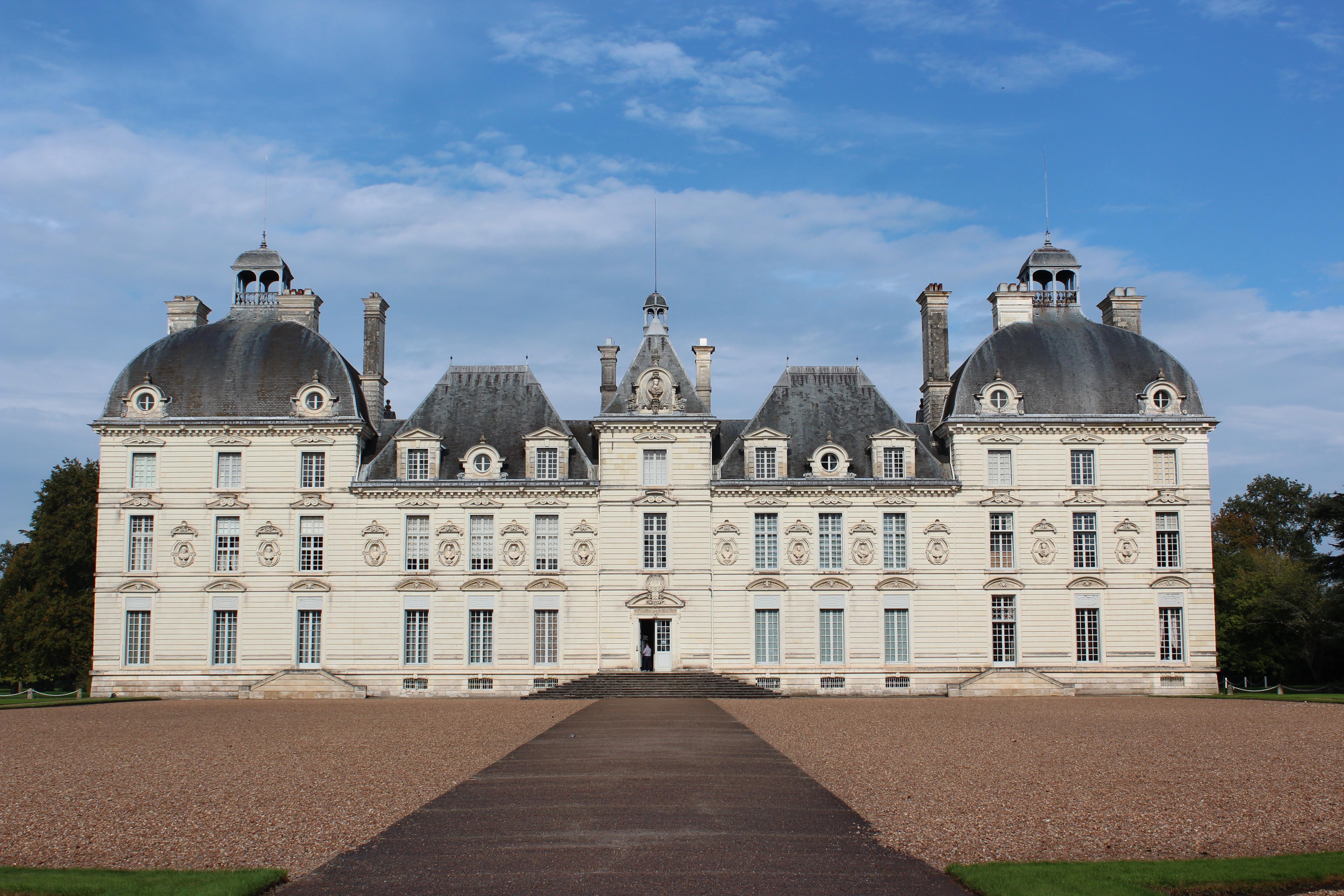 Cheverny ou moulinsart 21 octobre 2012 worl tour n - Le chateau de moulinsart ...